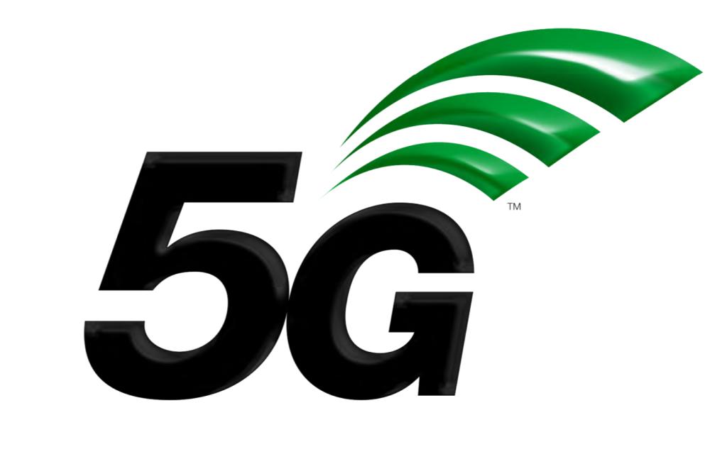 The 5G logo